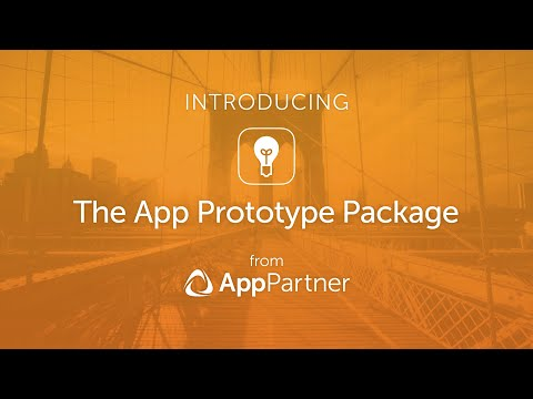 App Prototype Package Introduction