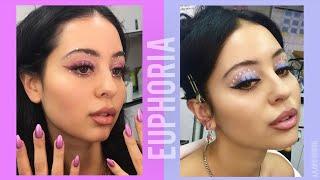 Euphoria Maddy Makeup Tutorial | Daisy Marquez