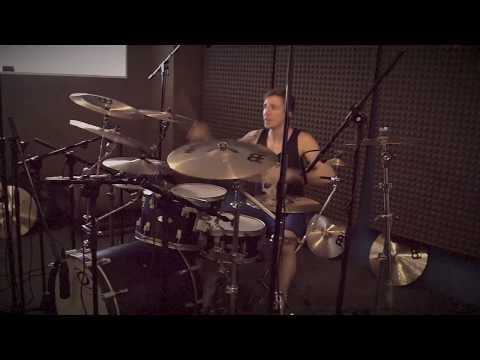 КняZz - Норманны (запись барабанов)