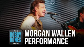 """Morgan Wallen Performs """"More Than My Hometown,"""" """"Somebody's Problem,"""" and """"7 Summers"""""""