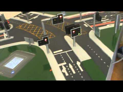 Density based traffic light system | My Station