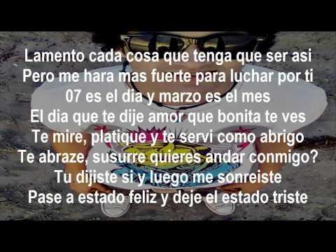 Alee Alejandro Ft. Romo One - Por Ti Todo (Letra)