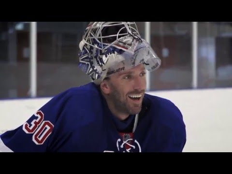 Machine vs Machine: Henrik Lundqvist 1SOD1N- Rebound Distance