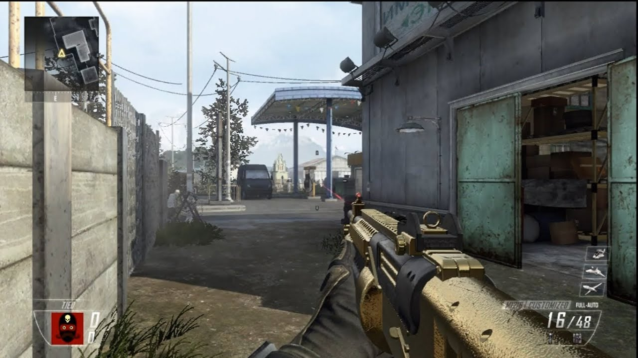 Black Ops 2 (M1216) - GOLD - YouTube M1216 Gold