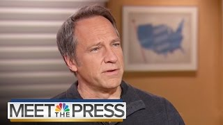 Mike Rowe: 'Dirty Jobs' Reached Same People As Donald Trump's Campaign   Meet The Press   NBC News