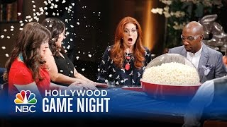 Debra Messing & Will Arnett: Popped Quiz - Hollywood Game Night (Episode Highlight)
