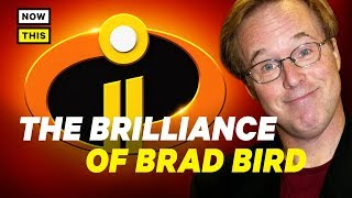 Incredibles 2: The Brilliance of Brad Bird | NowThis Nerd