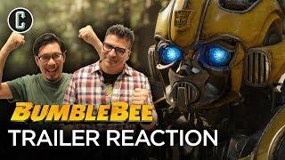 New BumbleBee Trailer Reaction