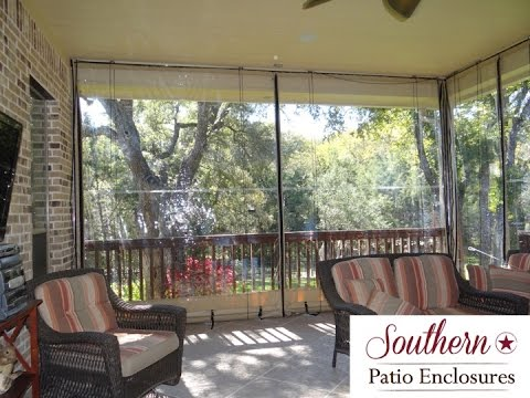 How 2 Install Southern Patio Enclosures Clear Vinyl Patio