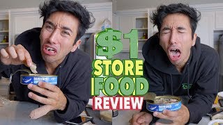 Dollar Store Food Review (Los Angeles)
