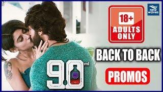 90 ML Movie Back to Back Promos | Simbhu | Oviya | Alagiya Asura | STR | New Waves - YouTube