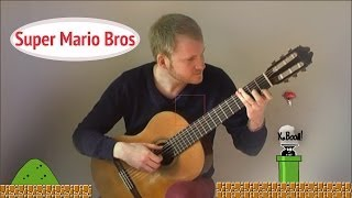 Super Mario Bros – Overworld Theme (Acoustic Classical)