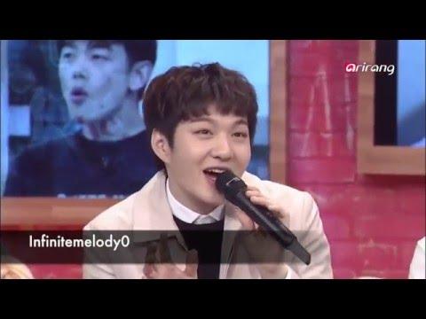 Changsub raps Ilhoon's part (Remember that)
