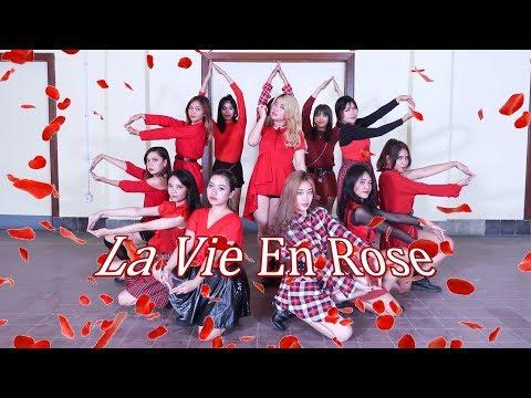 IZ*ONE (아이즈원) - 라비앙로즈 (La Vie en Rose) DANCE COVER BY INVASION GIRLS