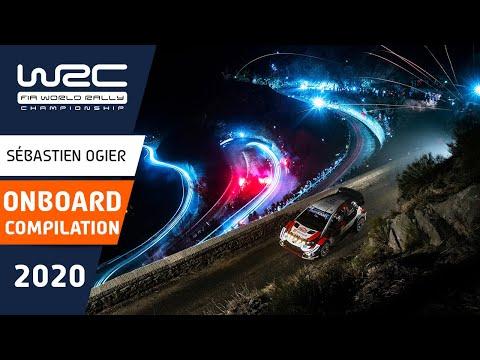 ONBOARD compilation - WRC 2020: Sébastien Ogier