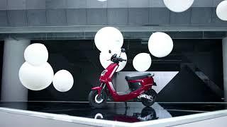 Scooter électrique Niu M+ : présentation vidéo