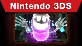 Nintendo 3DS - Luigi's Mansion: Dark Moon Launch Trailer
