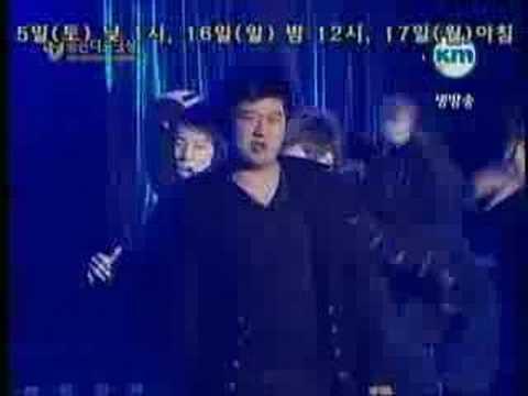 071214 Golden Disk - Super Junior Performance