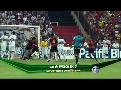 Globo Esporte PE - Clássico - Sport 1 x 0 Santa Cruz 2014