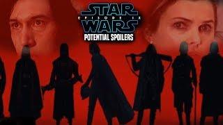 Star Wars Episode 9 Knights Of Ren Potential Spoilers & More! (PART 2)