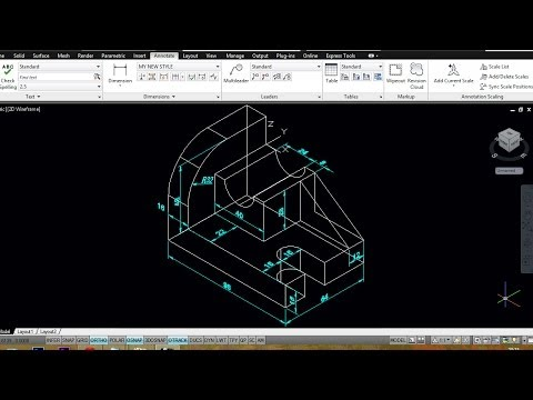 how to draw polyline arc in autocad