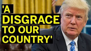 Trump on Omar Statements: 'A Disgrace To Our Country'
