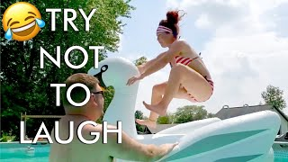 [2 HOUR] Try Not to Laugh Challenge! Funny Fails | Fails of the Week | Funniest Videos | AFV