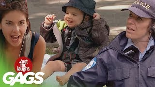 Best Of Kid Pranks | Just For Laughs Compilation