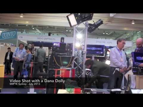 Video Shot on a Dana Dolly - SMPTE - Sydney
