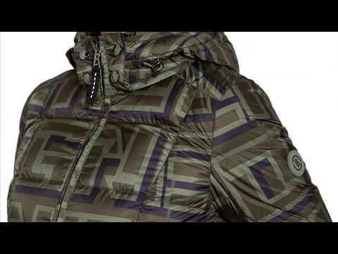 BOGNER Sanne D Womens Jacket in Khaki Green