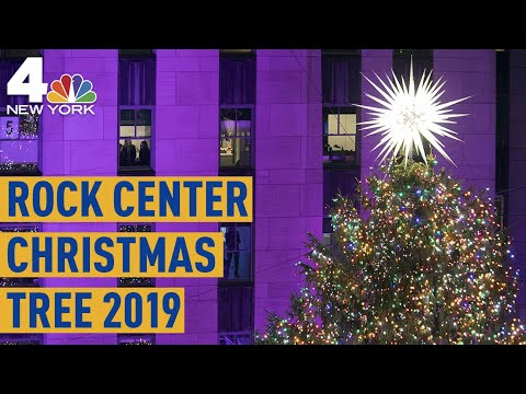 This Is The 2019 Rockefeller Center Christmas Tree | NBC New York