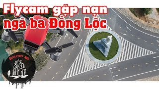 Cuối cùng cũng gặp vấn đề ở Ngã Ba Đồng Lộc, Hà Tĩnh