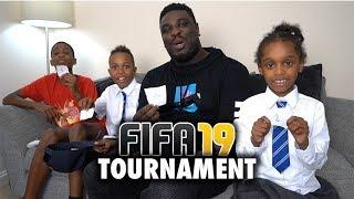 Tekkerz Kid AFTER SCHOOL Family FIFA 19 Tournament!!
