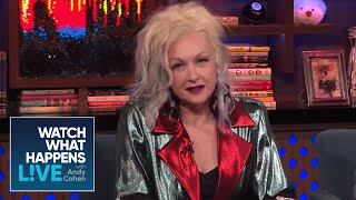 Did Cyndi Lauper Hate 'We Are The World'?   WWHL