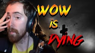 Asmongold Shares His Ideas On How To SAVE WOW & Reacts To Bellulars New Video