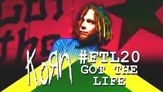 """""""Got The Life"""" #FTL20 (Korn Cover)"""