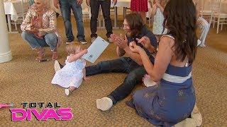Rusev and Nikki Bella throw Birdie a Bulgarian birthday party: Total Divas, Oct. 31, 2018