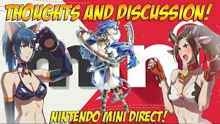Nintendo Mini Direct: Announcement Thoughts & Discussion! - YoVideogames
