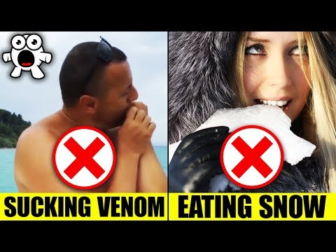 Top 10 Survival Myths That Could Get You Killed