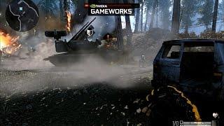 Warface Demo of NVIDIA GameWorks Technology