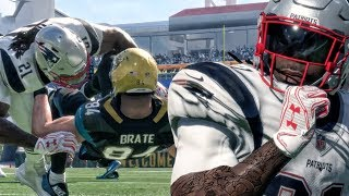 LAYING VICIOUS HARD HITS & USER PICKS ON JACKSONVILLE! Madden 18 Career Mode Gameplay Ep. 36