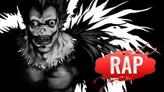 RAP DO RYUK – DEATH NOTE | FELÍCIA ROCK
