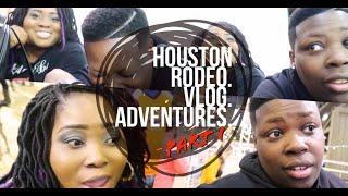 Houston Rodeo   VLOG   Adventures