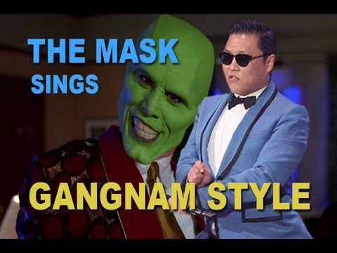 Baixar THE MASK sings PSY - GANGNAM STYLE (강남스타일)