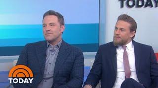 Ben Affleck, Charlie Hunnam Talk Netflix Film 'Triple Frontier' | TODAY