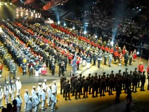 FIMMQ 2012-Military Tattoo-International Military Marches.