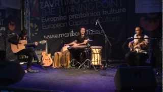 Mahan Mirarab - Live in Maribor Ethno festival