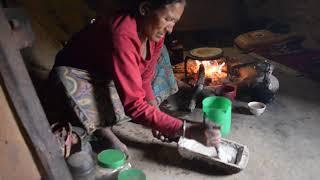 Himalayan Buckwheat Bread | हिमाली फापरको रोटी |