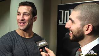 UFC 172: Luke Rockhold Interview
