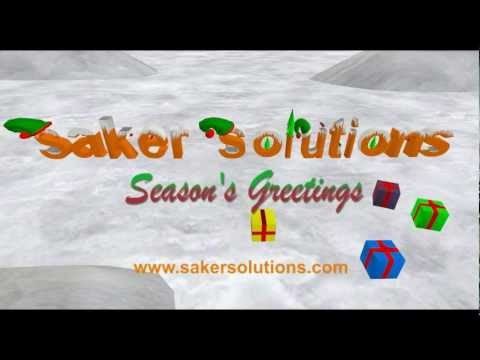 Saker Solutions Christmas 2011 Official Message.wmv